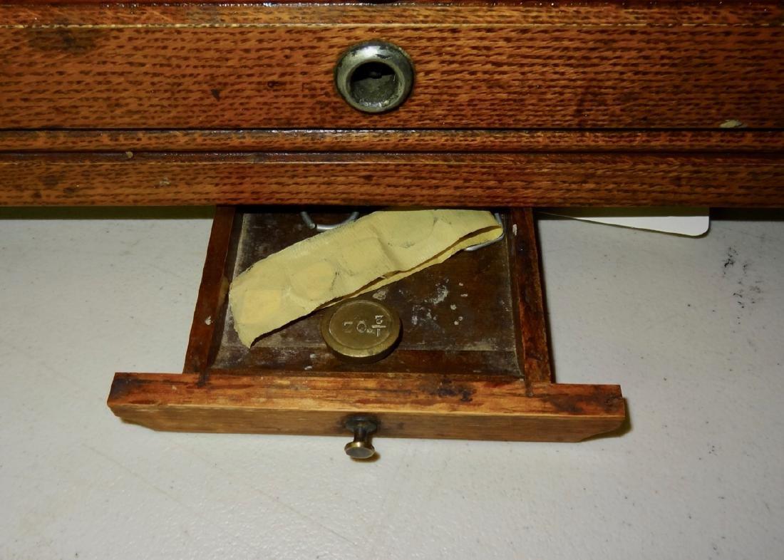 Henry Troemner Gold Scale - 7