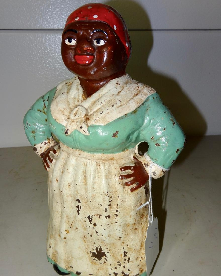 Large Hubly Aunt Jemima Door Stop