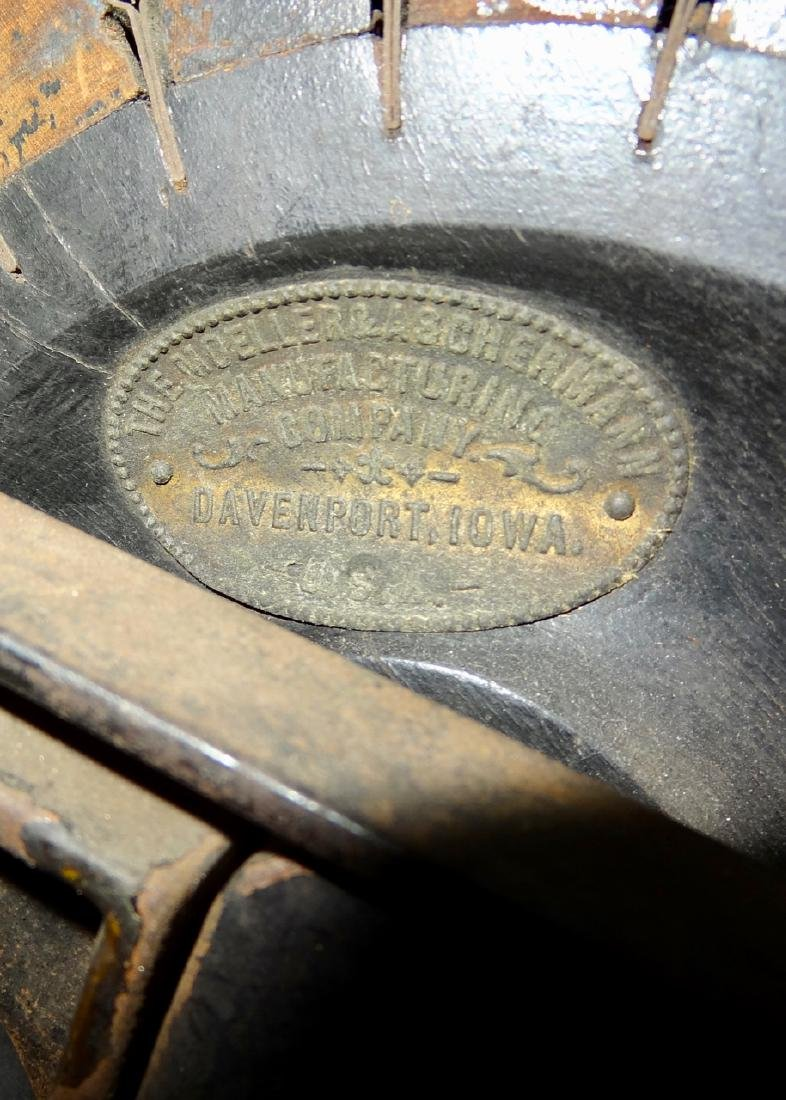 Rare Hand Crank Tobacco or Cigar Maker - 5