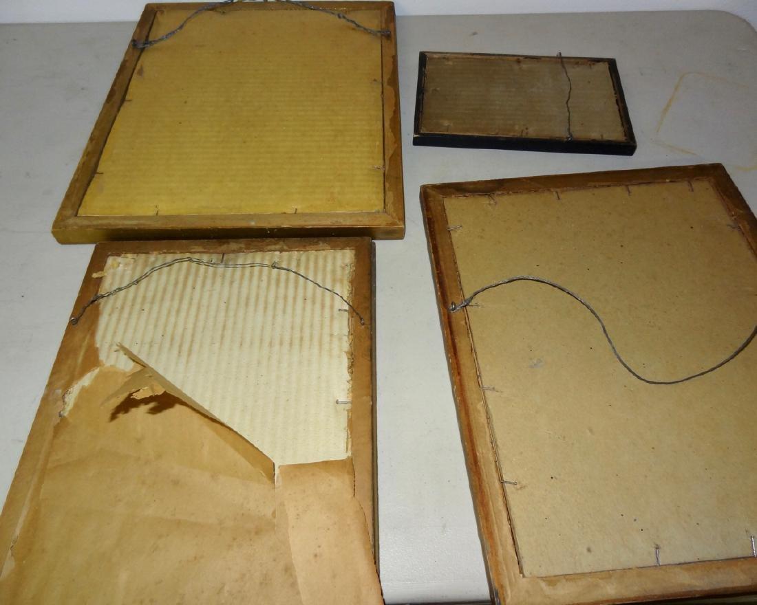 4 Original Maxfield Parrish Framed Prints - 6