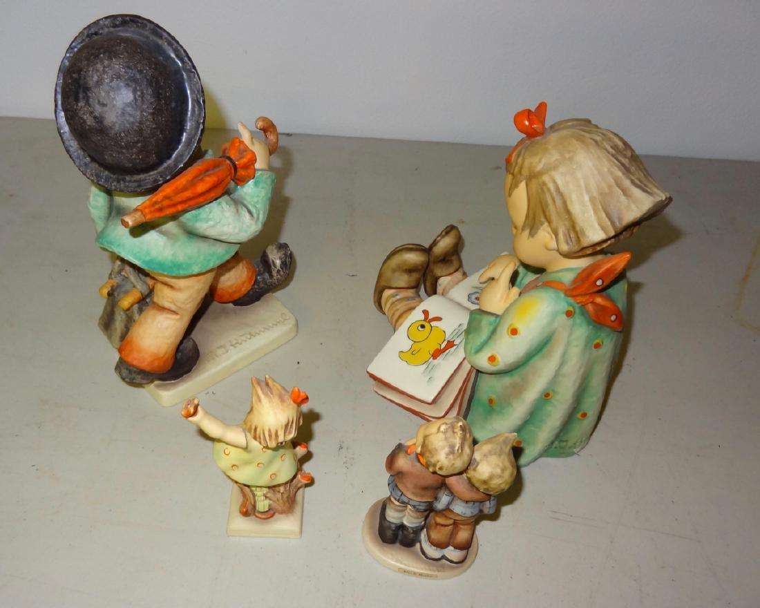 4 Hummel Figurines - 2