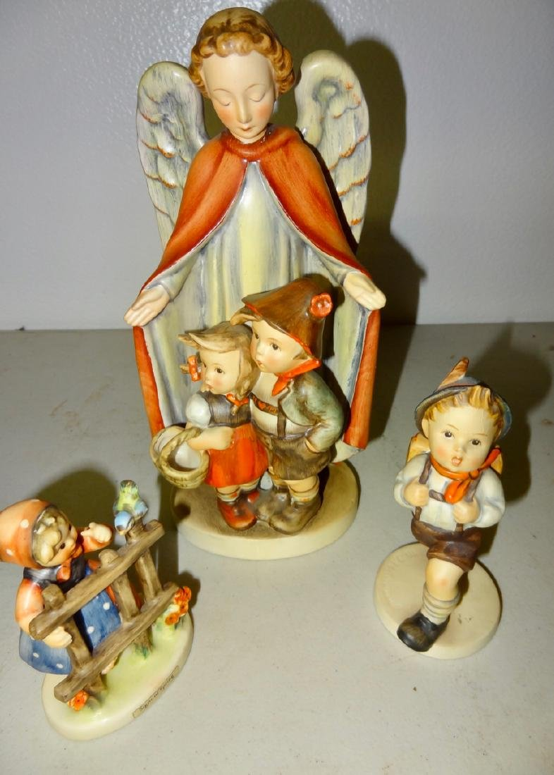 3 Hummel Figurines