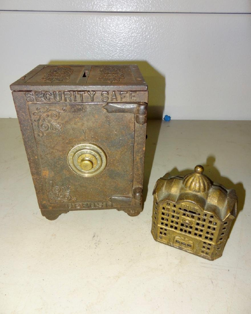 Security Safe Bank & Other