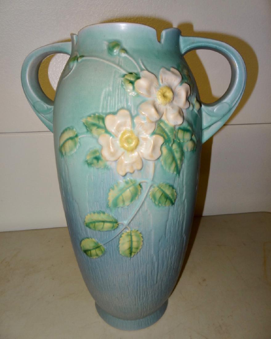 """Large 18 1/2/"""" Tall Roseville Vase"""