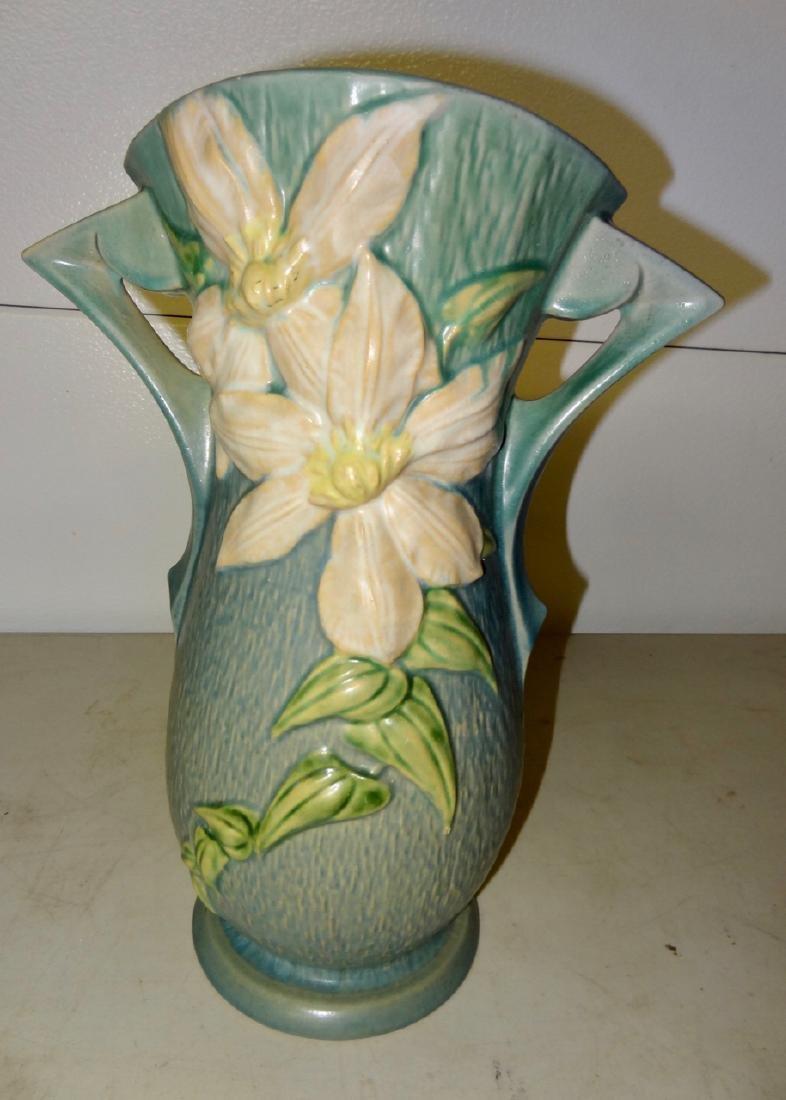 """Large 15 1/2"""" Roseville Vase"""