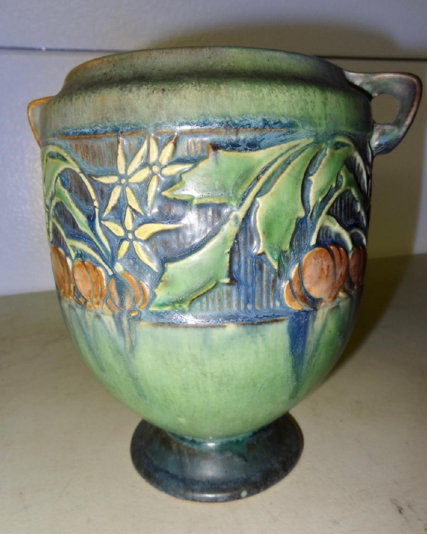 "7 1/2"" Benita Roseville Vase - 2"