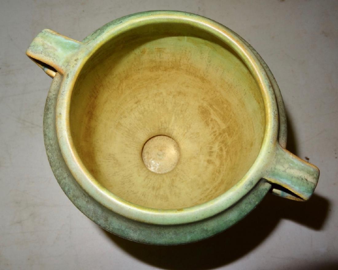 "7 1/2"" Benita Roseville Vase - 3"