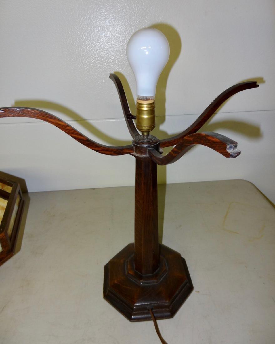 Rockford Light & Furn. Co. Mission Lamp - 5