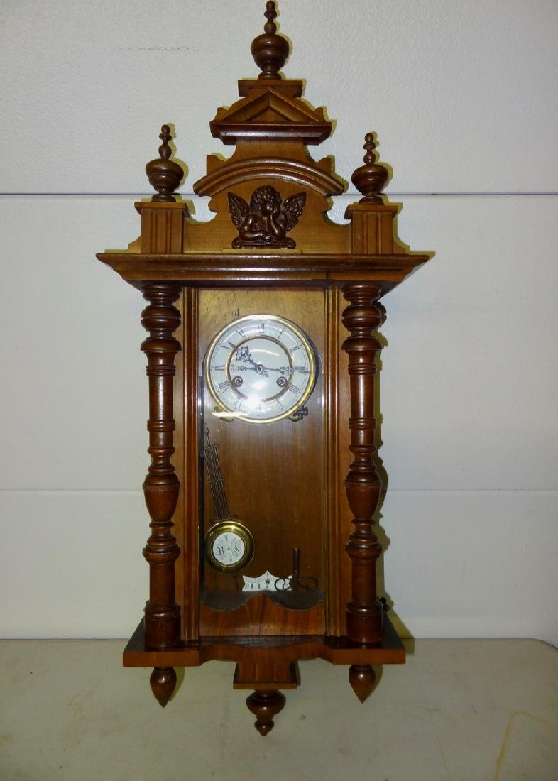 Large RA Wall Clock