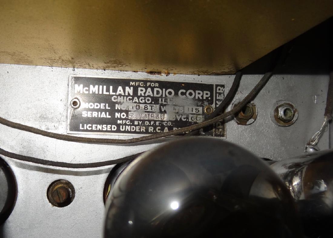 Rare Winchester Radio & Speaker - 5