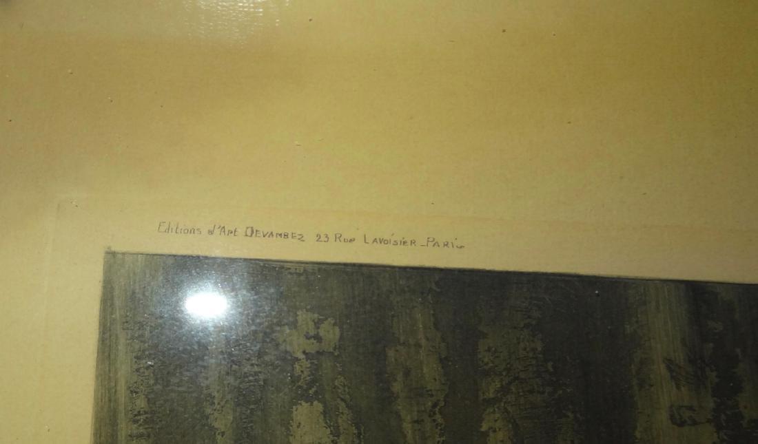 Original Louis Icart Frame Print Casanova - 6
