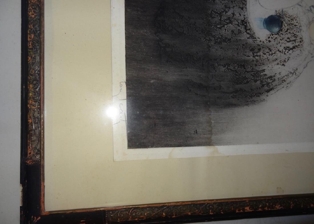Framed Icart Print - 4