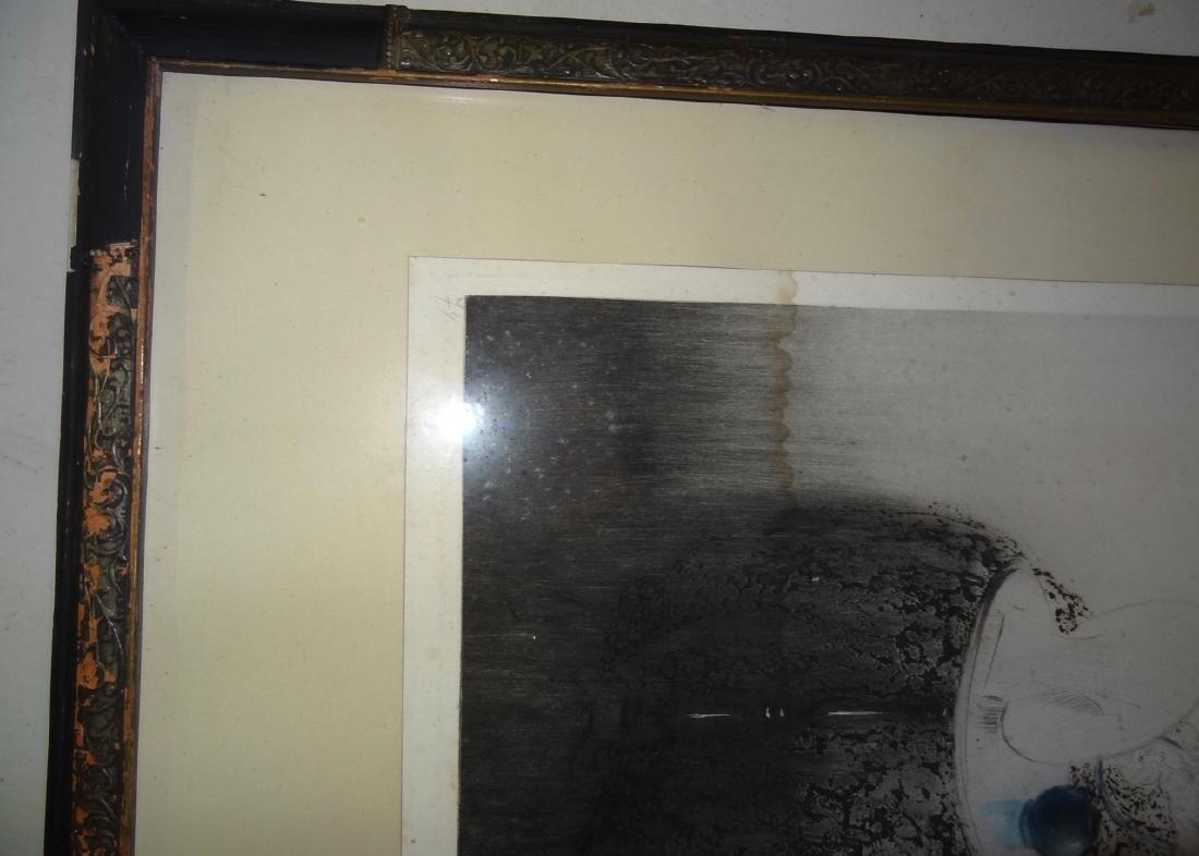 Framed Icart Print - 5