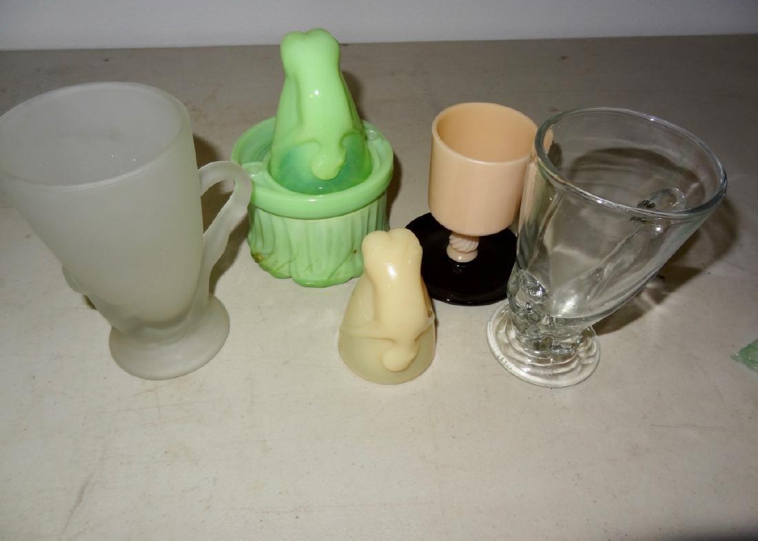 5 Pcs. of Bottom's Up Glassware