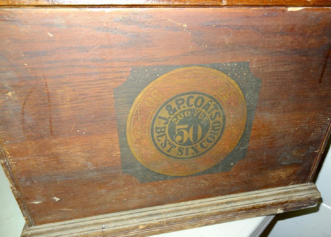 JP Coates 4 Drawer Spool Cabinet - 3