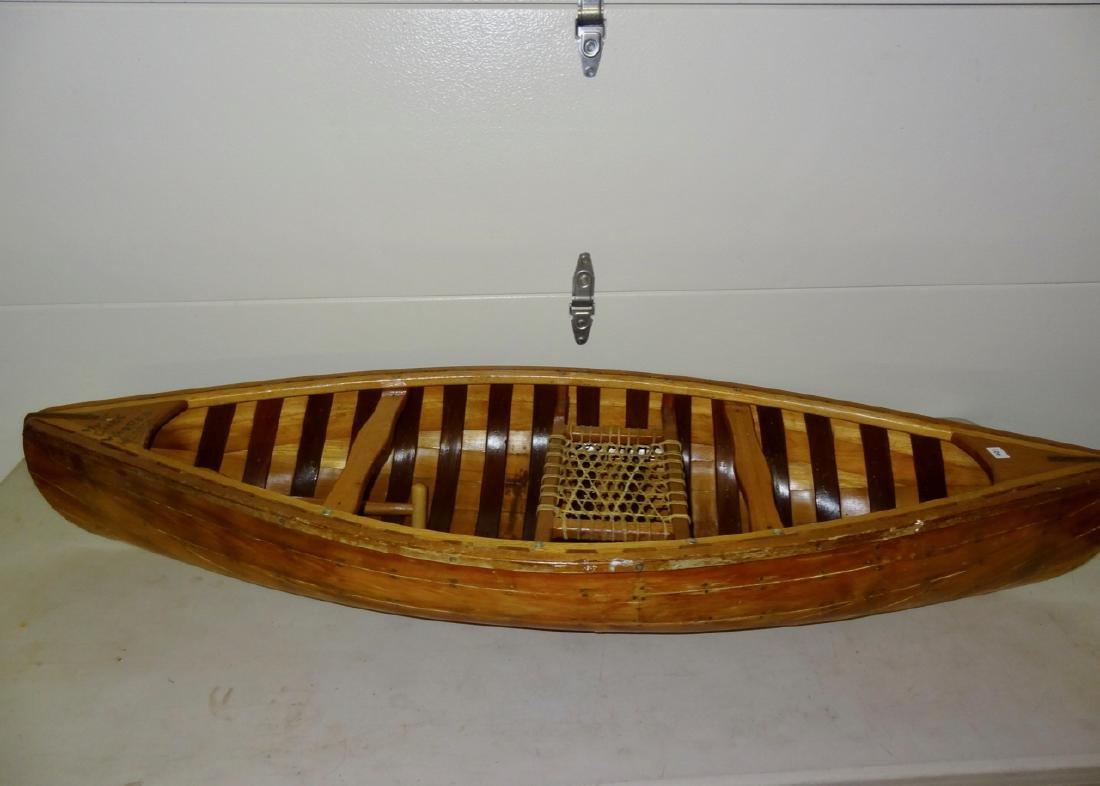 Canot Sylvain ENR Canoe