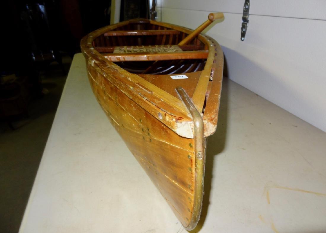 Canot Sylvain ENR Canoe - 4