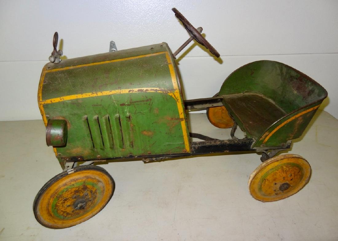 Whippet Antique Pedal Car