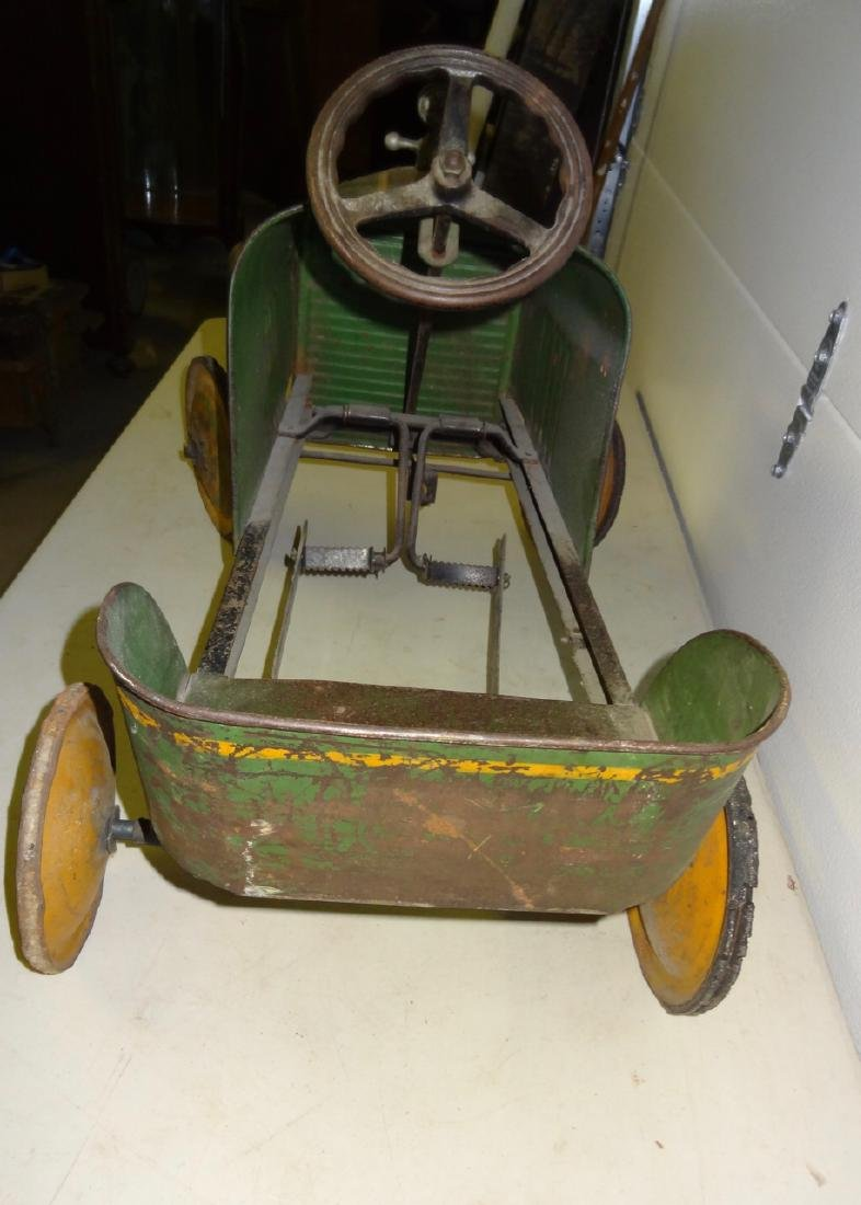 Whippet Antique Pedal Car - 3