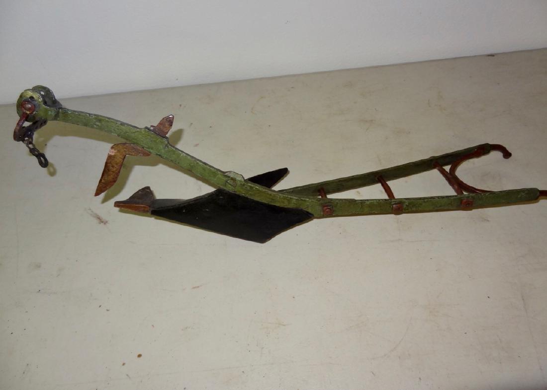Salesman Sample Iron Farm Plow