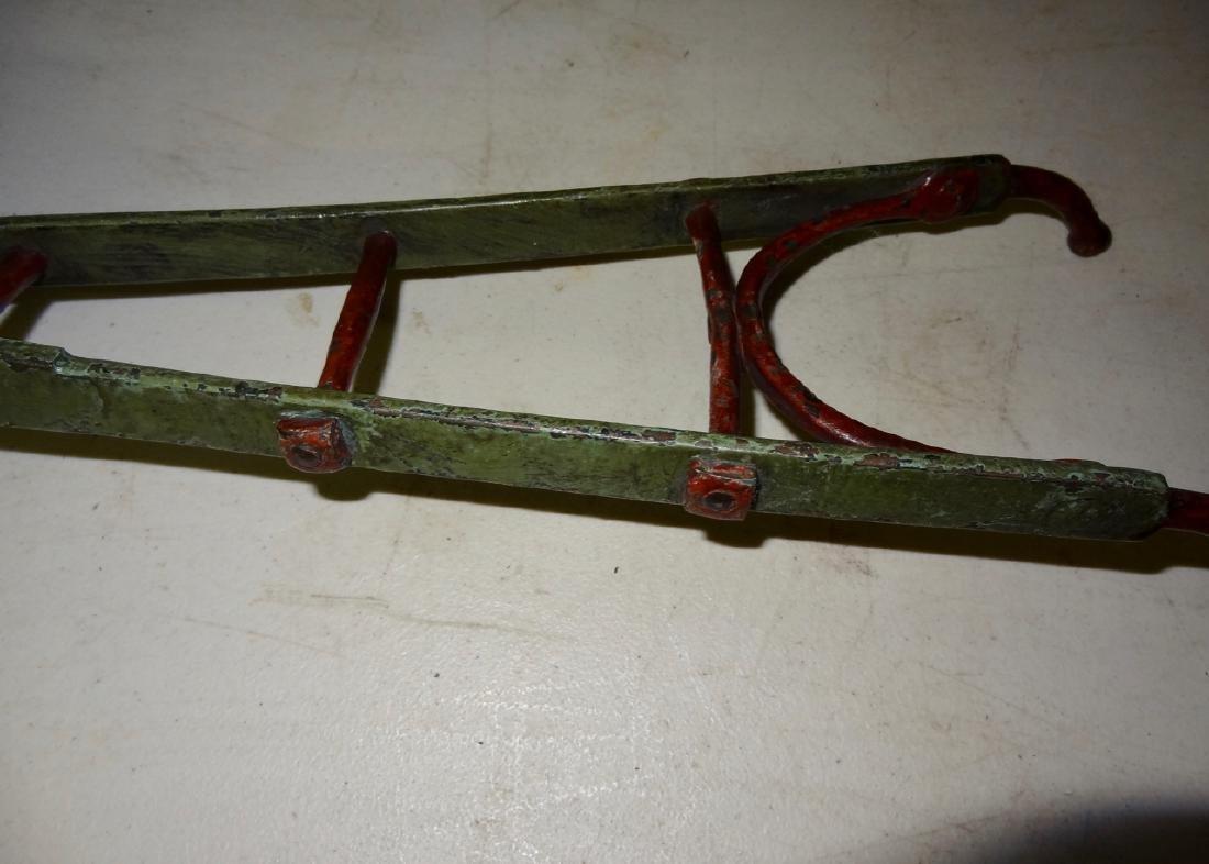 Salesman Sample Iron Farm Plow - 2