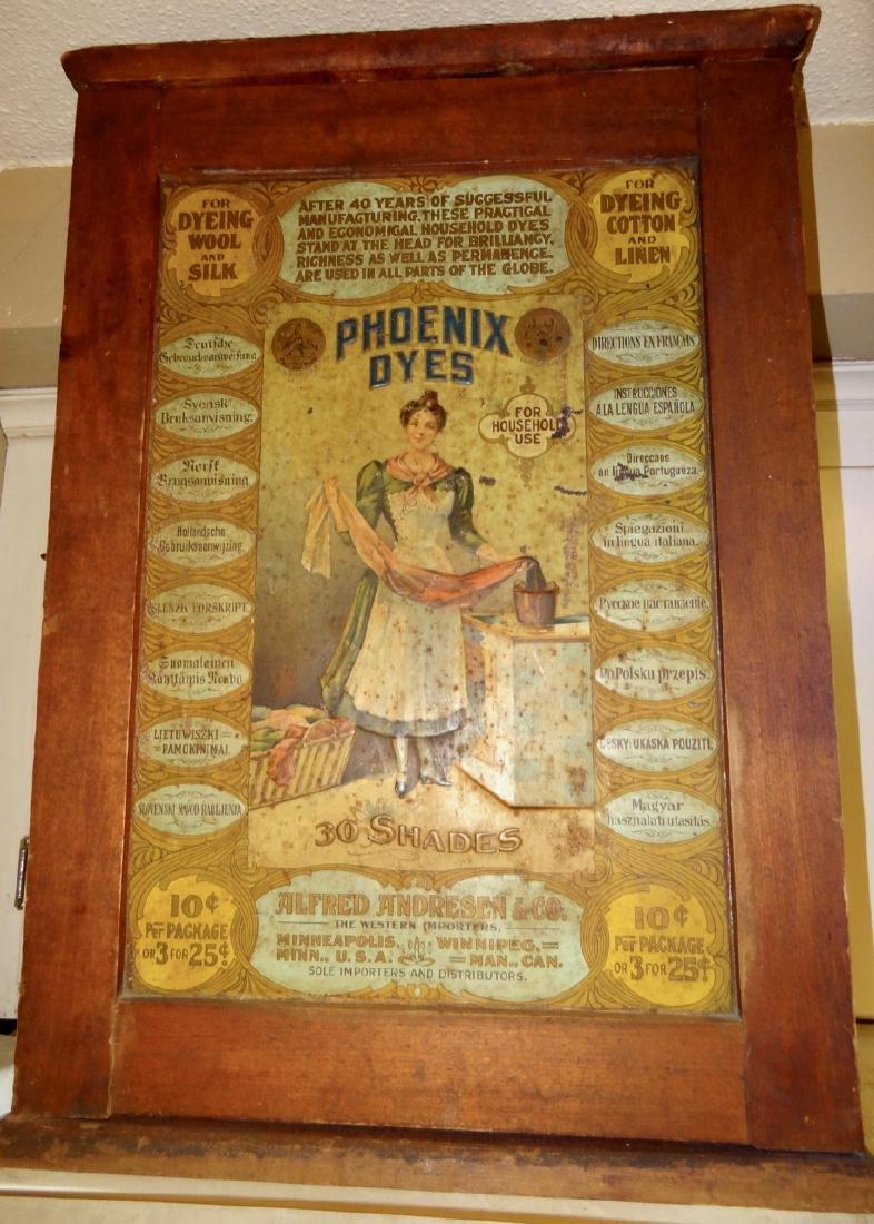 Phoenix Dye Cabinet