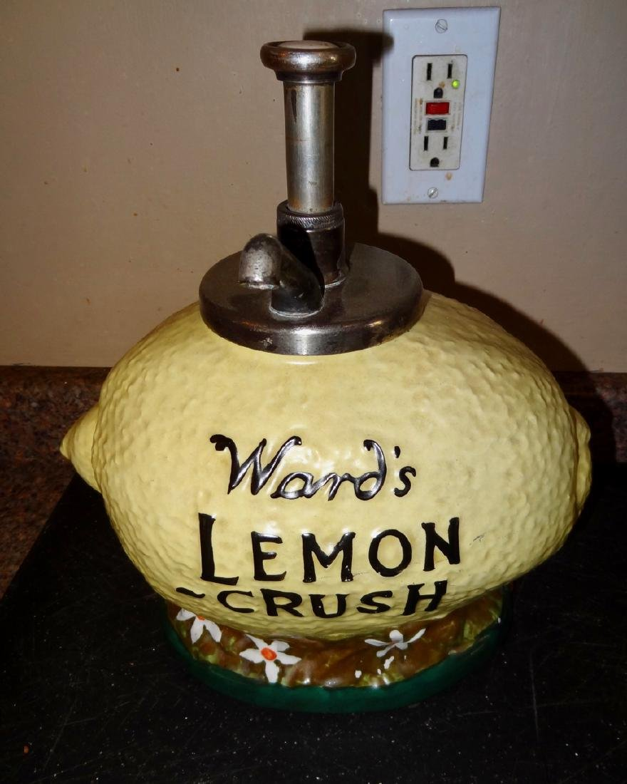 Wards Lemon Crush Dispenser