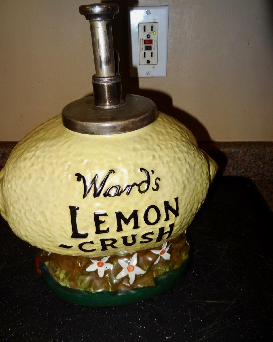 Wards Lemon Crush Dispenser - 2