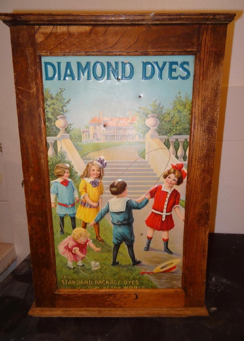 Standard Diamond Dye Cabinet