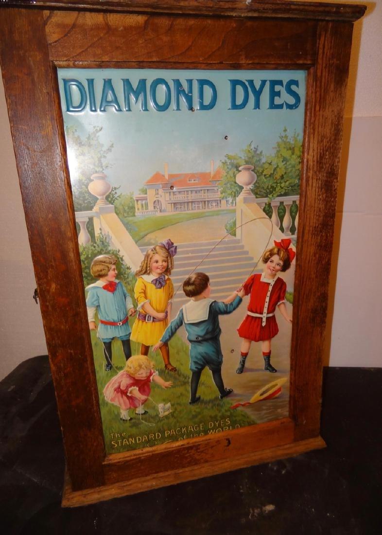 Standard Diamond Dye Cabinet - 4