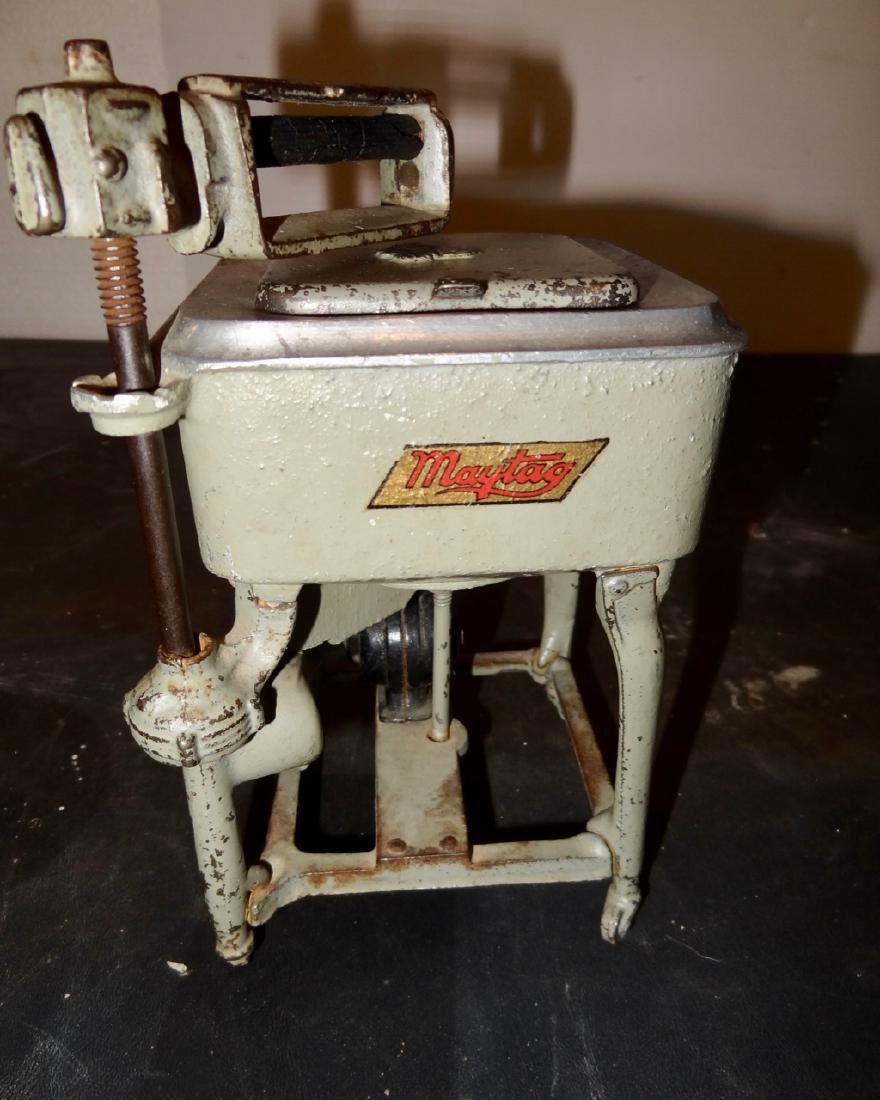 Salesman Sample Maytag Cast Iron Washing Machine