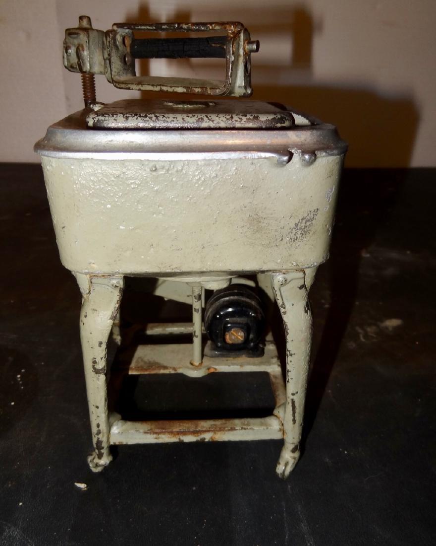 Salesman Sample Maytag Cast Iron Washing Machine - 2
