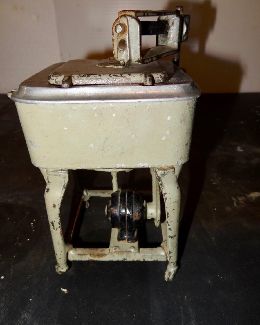 Salesman Sample Maytag Cast Iron Washing Machine - 3