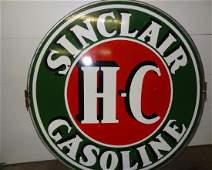Large Sinclair Gasoline Sign