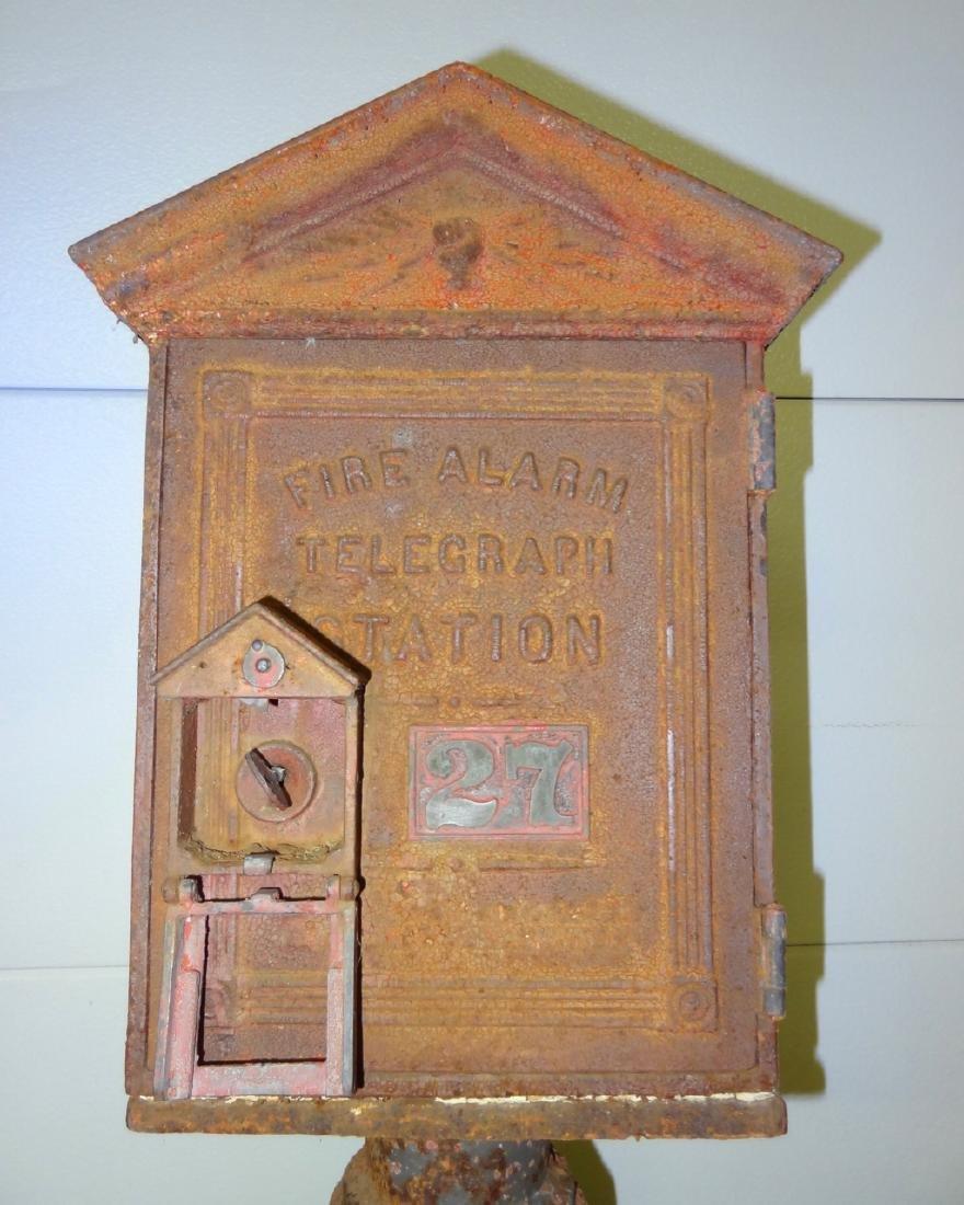 Telegraph Fire Alarm Station - 3