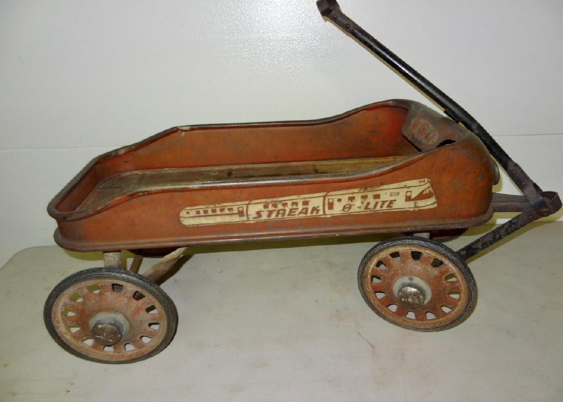 Streakolite Wagon