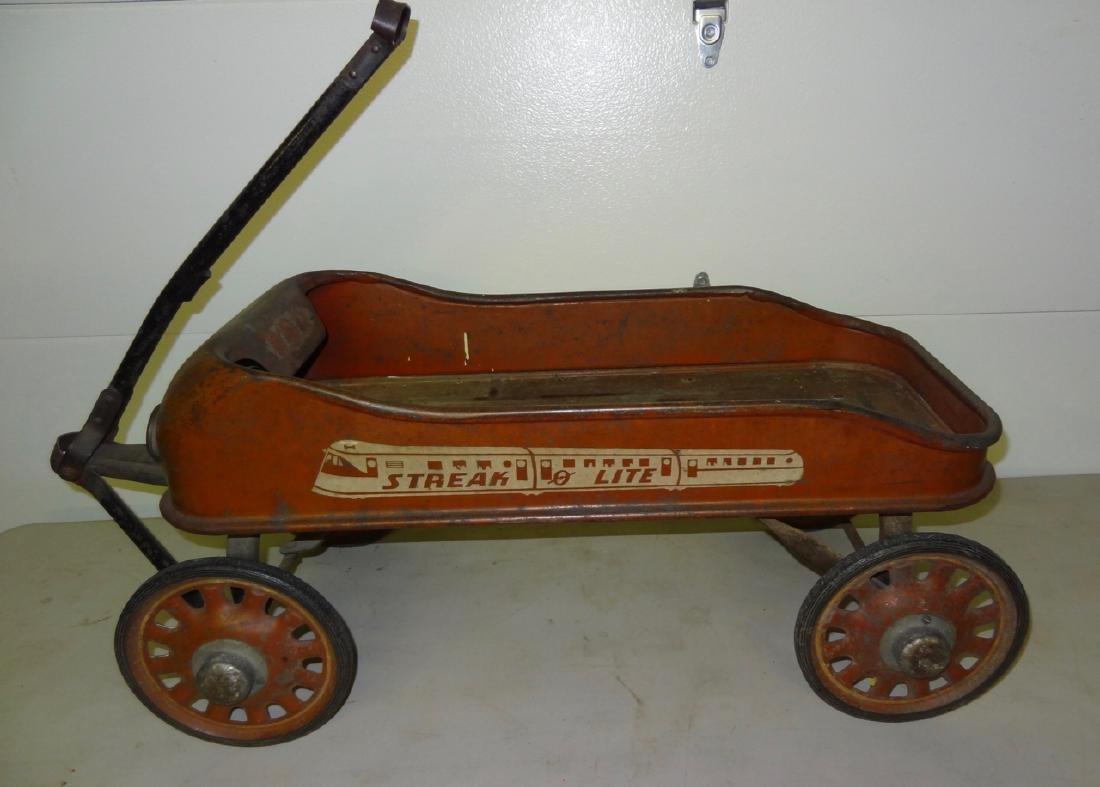 Streakolite Wagon - 5