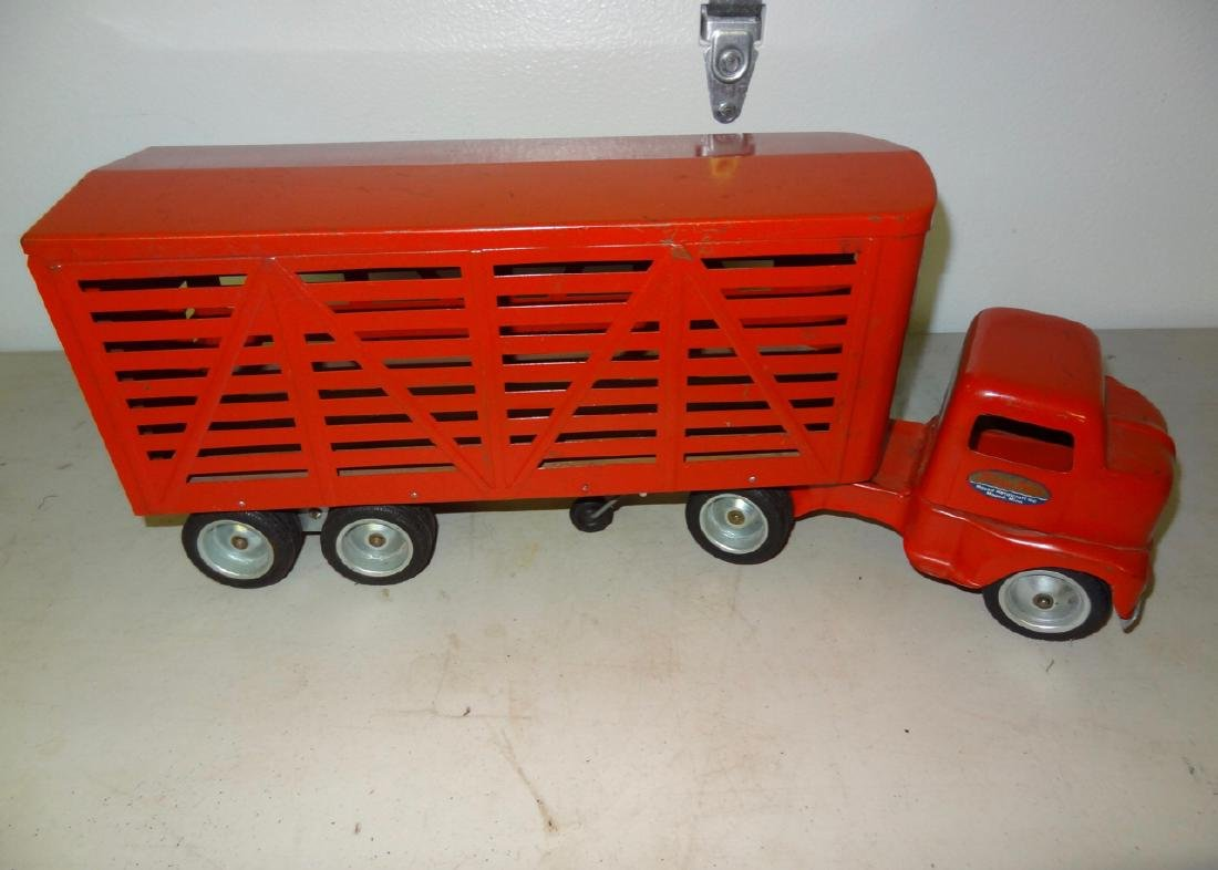 Tonka Livestock Truck