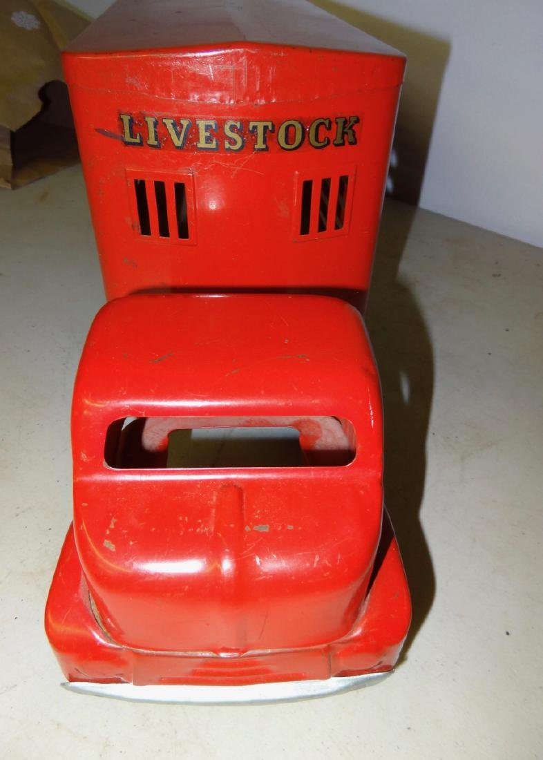 Tonka Livestock Truck - 2