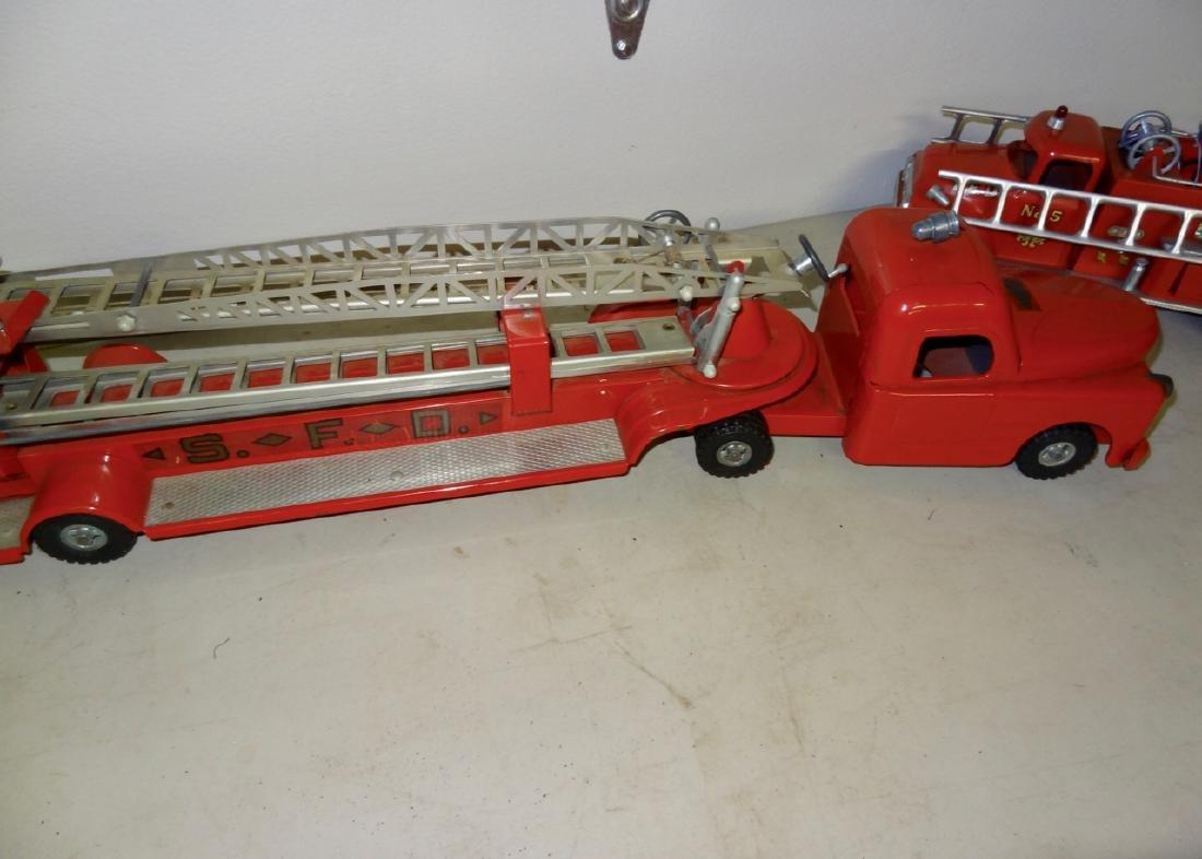 2 Fire Trucks - 6