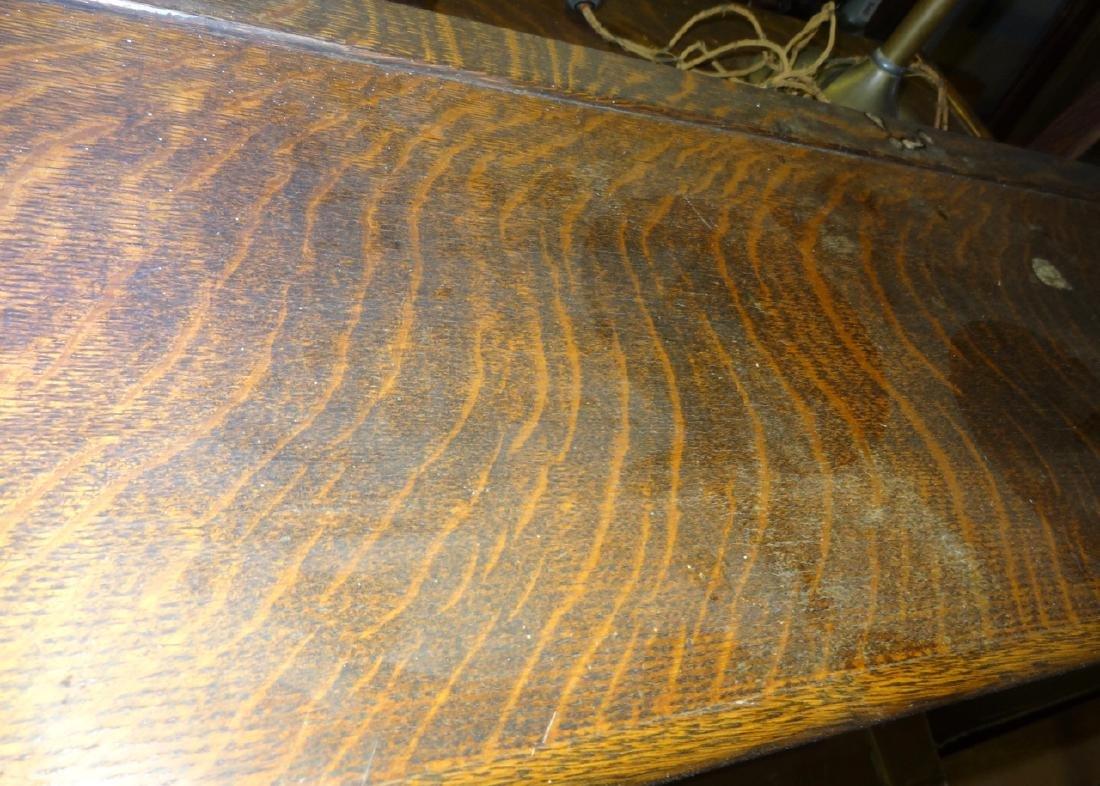 Oak Globe Wennicke Stacking Bookcases - 9