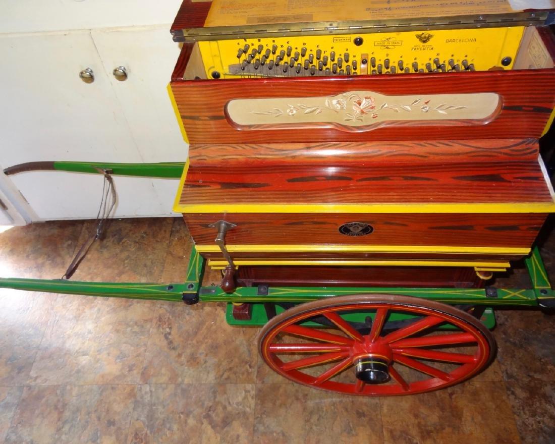 Spanish Roller Barcelona Organ