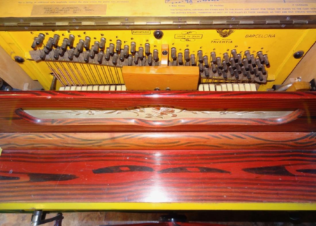 Spanish Roller Barcelona Organ - 2