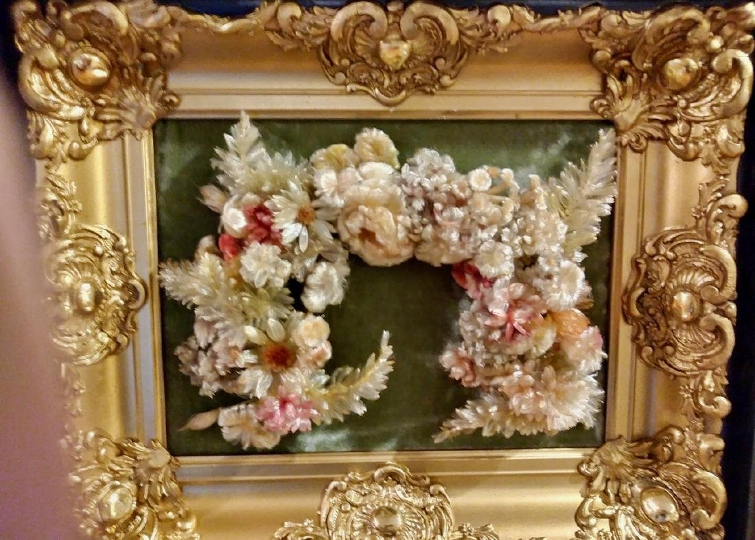 Exceptional Victorian Morning Wreaths - 3