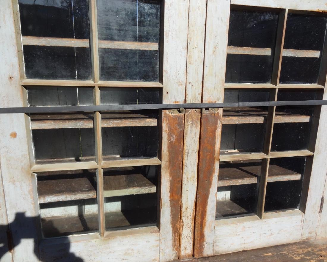 Orginal Fine Farm Cabinet - 2