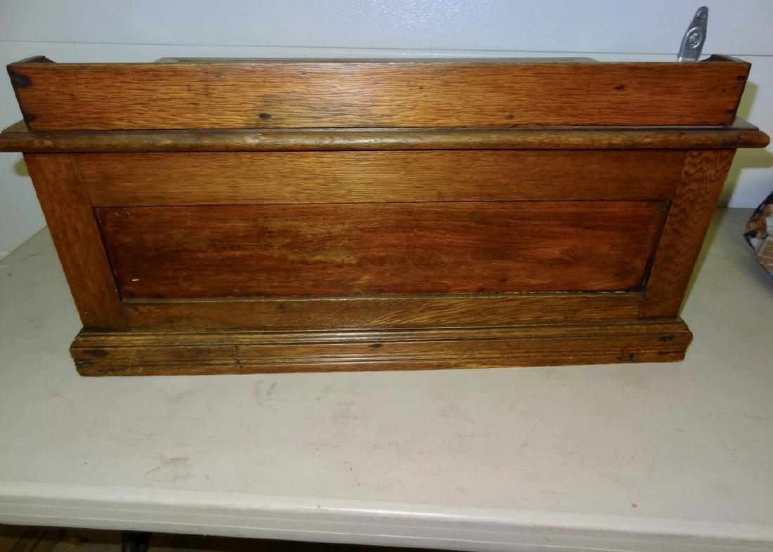 Desktop Spool Cabinet - 3