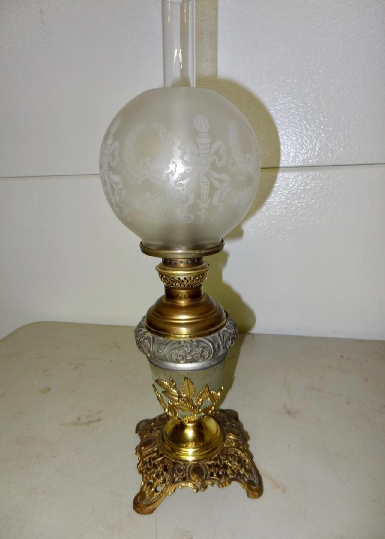 Miniature B&H Banquet Lamp - 2