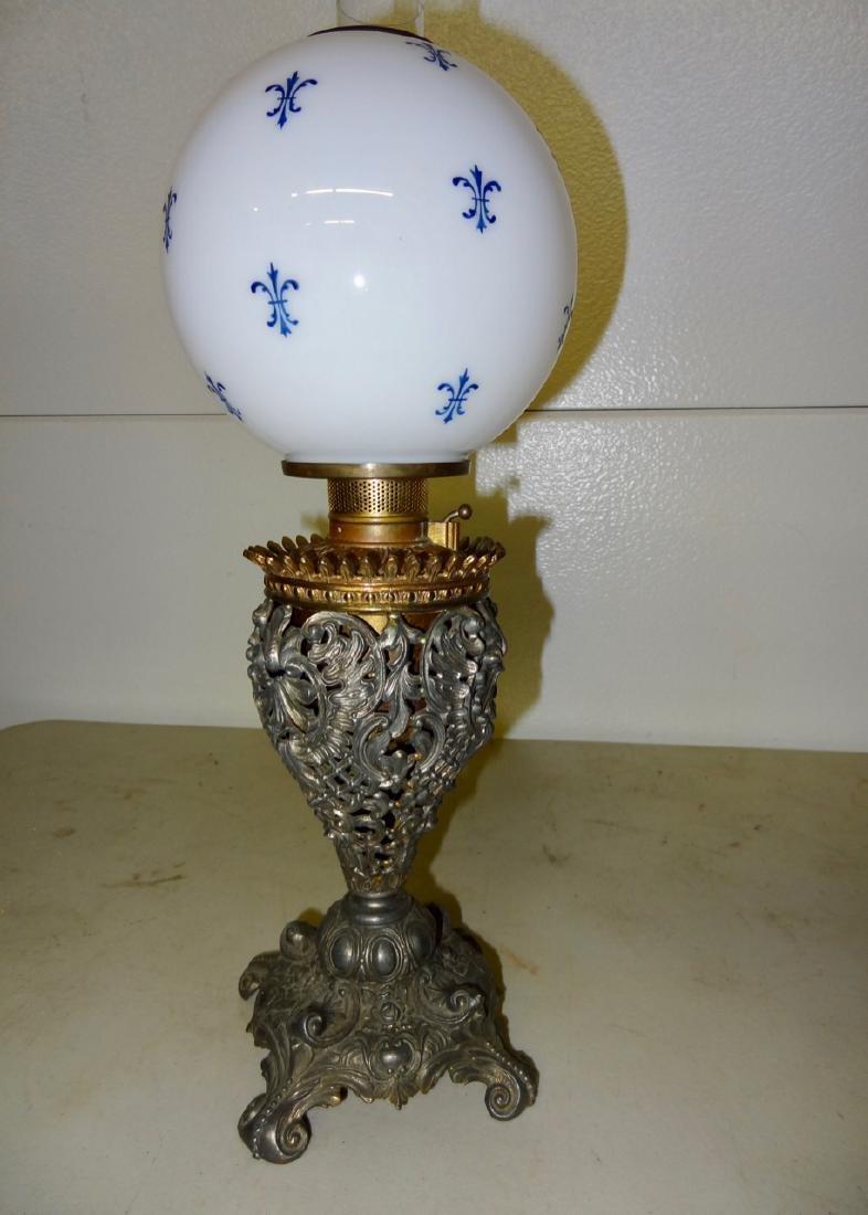 "16"" B&H Miniature Banquet Lamp"