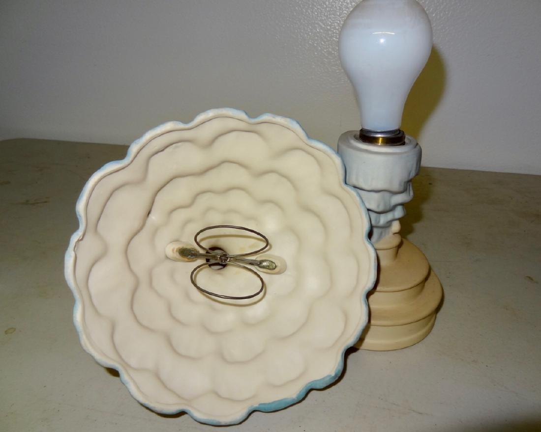 "15"" Deco Lady Lamp - 3"