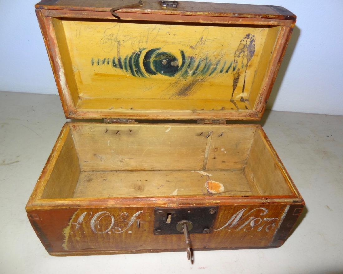 Grainpainted Document Box - 2
